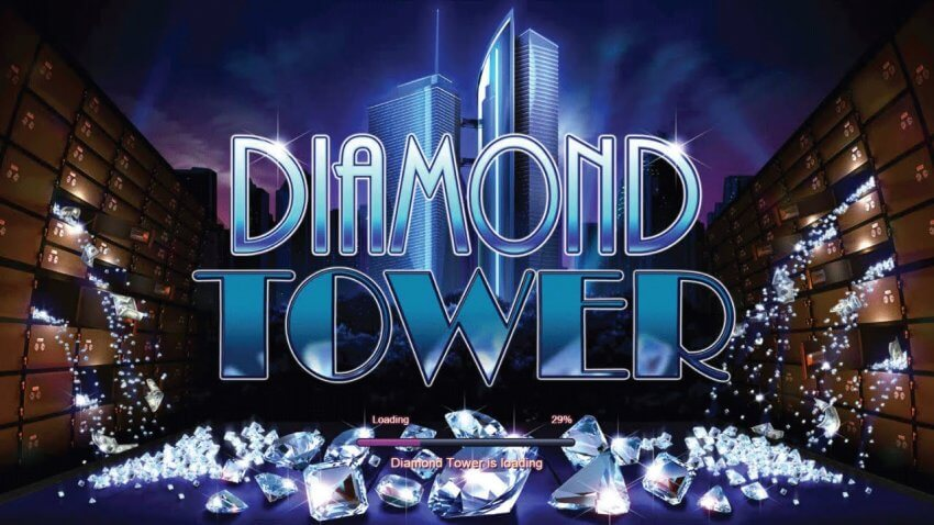 How to Play The Diamond Tower Slot Online