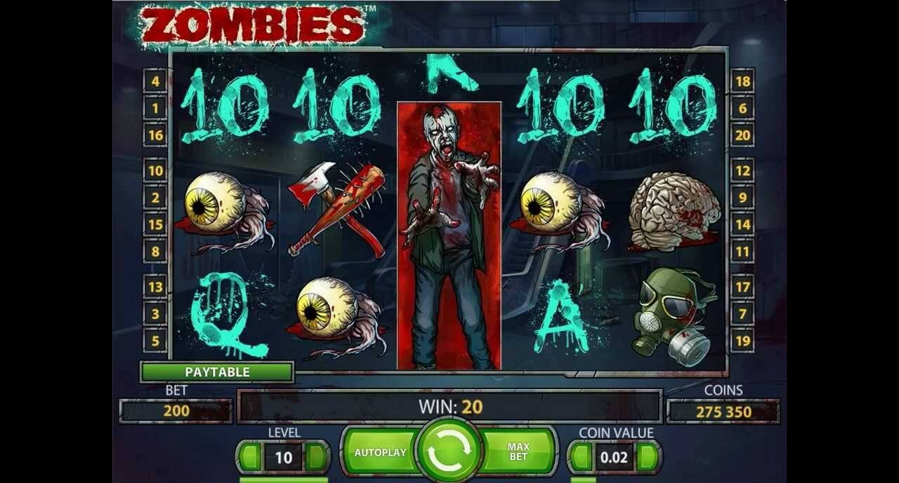 The Zombies Slot Review & Guide for New Players Online